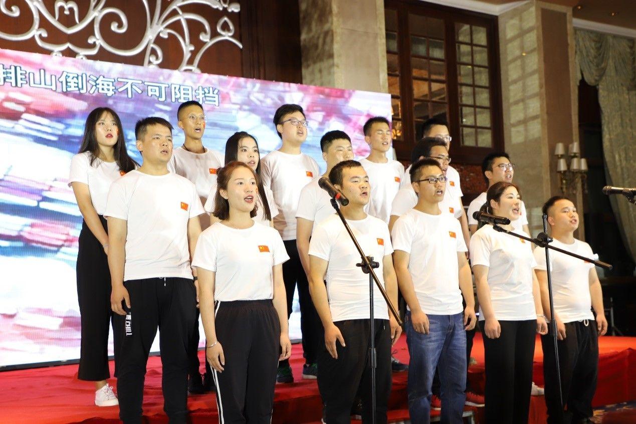 ballbet平台下载红歌合唱比赛